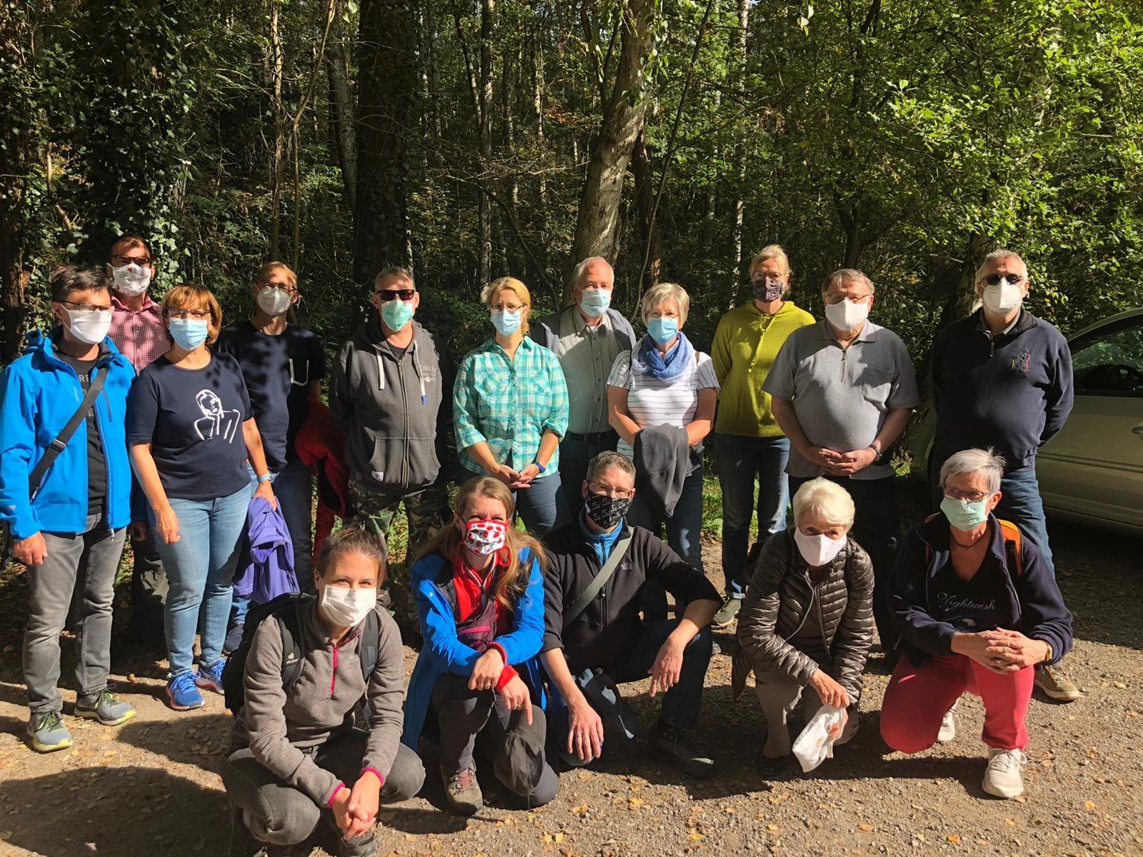 Gruppenfoto RG Niedersachsen
