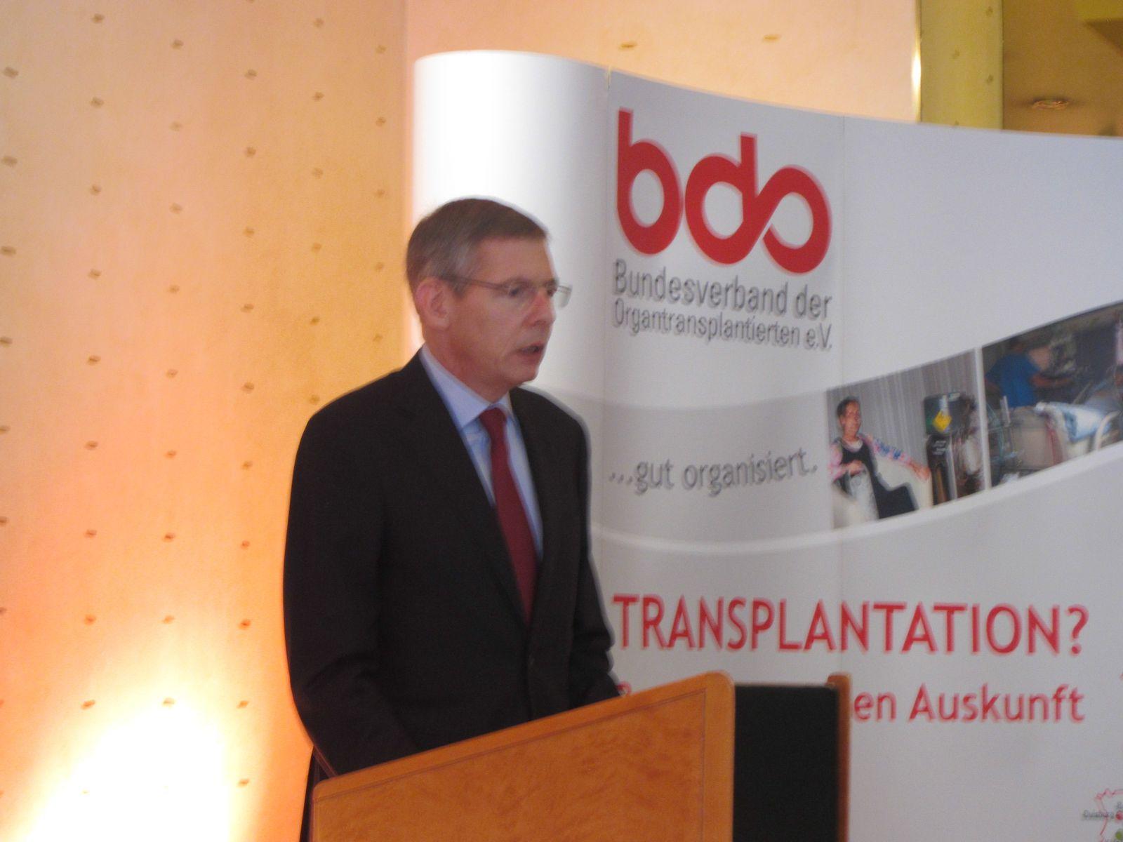 Prof. Dr. Kai-Uwe Eckardt (Charité)