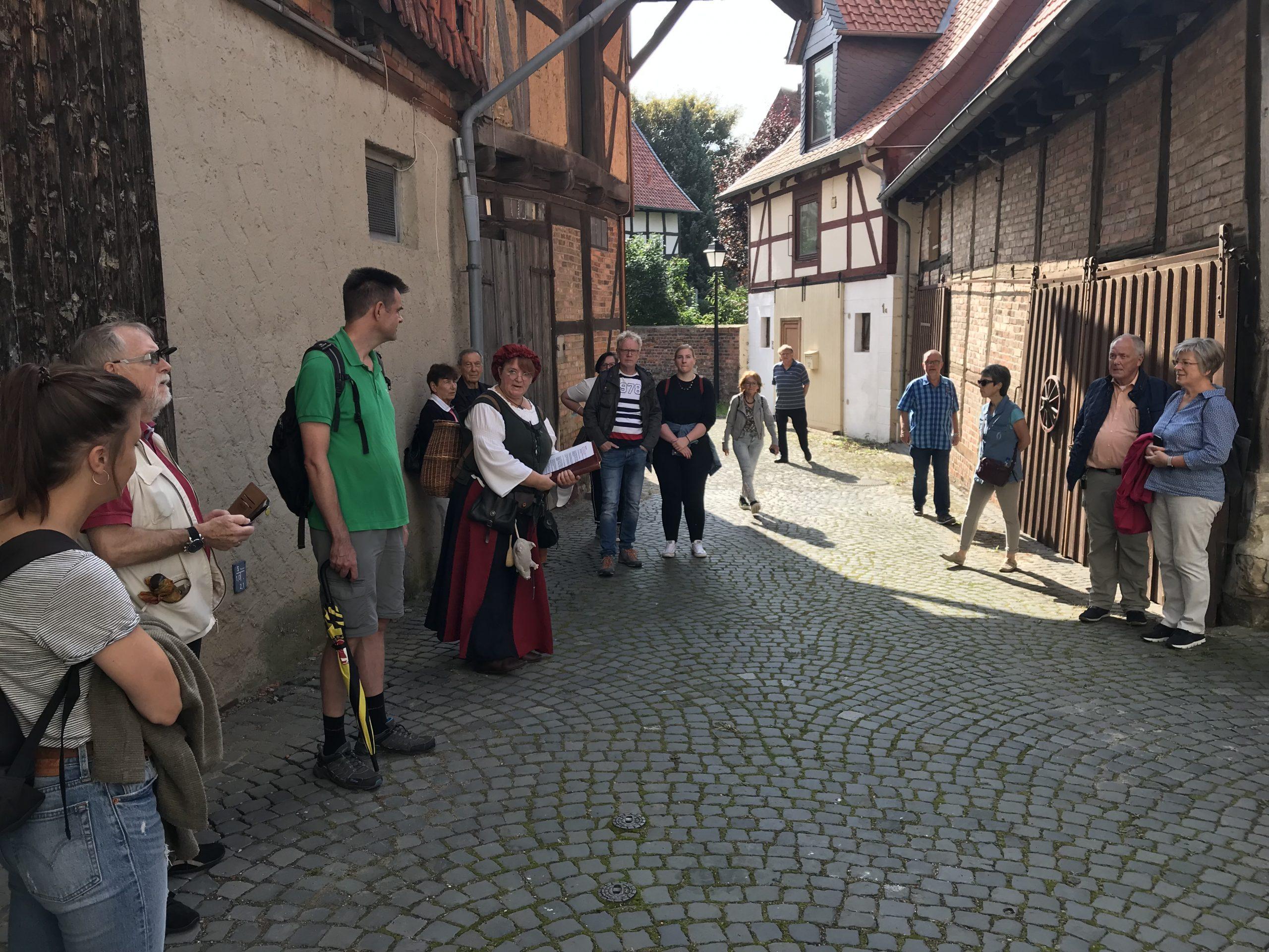 RGL Niedersachen macht einen Ausflug in die Hornburg